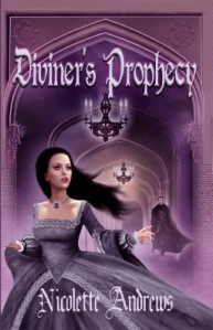 Diviner's Prophecy Wattpad Cover